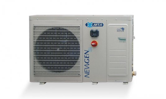 Air/water heat pump