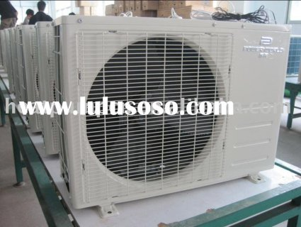 Sanitary hot water heat pump