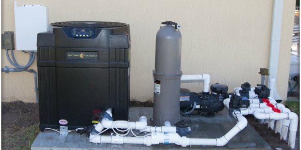 Heat Pump Pool Heaters