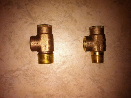 Pressure Relief Valve for