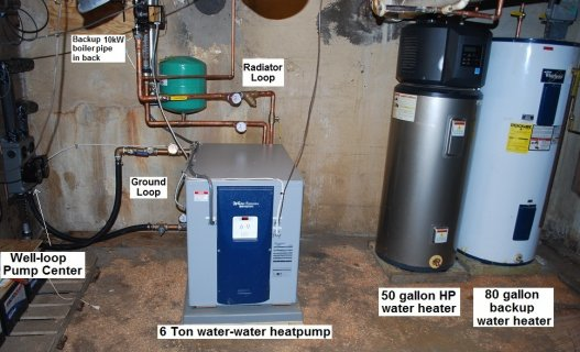What Is An Electric Heat Pump Thermo Pump