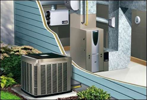 Heat Pump Systems For Homes Thermo Pump