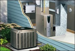 Hybrid Heat Pump Systems - Illustration