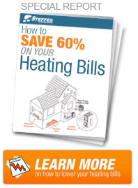 Save 60% on your heating bills with this special report