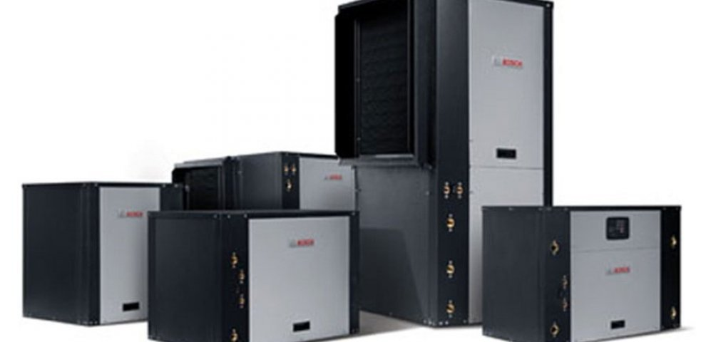Bosch Geothermal heat Pumps