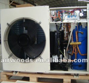 Compressor heat pump