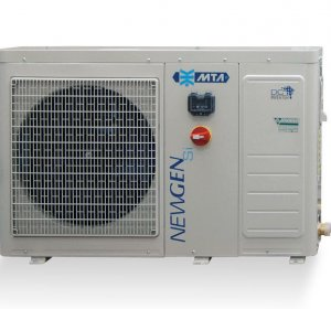 Reversible heat pump