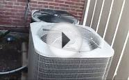 2011 Payne 3-ton heat pump w/R-22 refrigerant running in