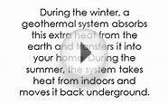 GEOTHERMAL HEAT PUMP.D.I.Y. GEOTHERMAL HEAT PUMP JOURNAL