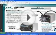 How to Create a Masterflex L/S Peristaltic Pump System
