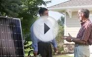 HSI Green Building: Solar Panels and Electric Heat Pumps