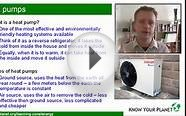 What is a heat pump - KnowYourPlanet